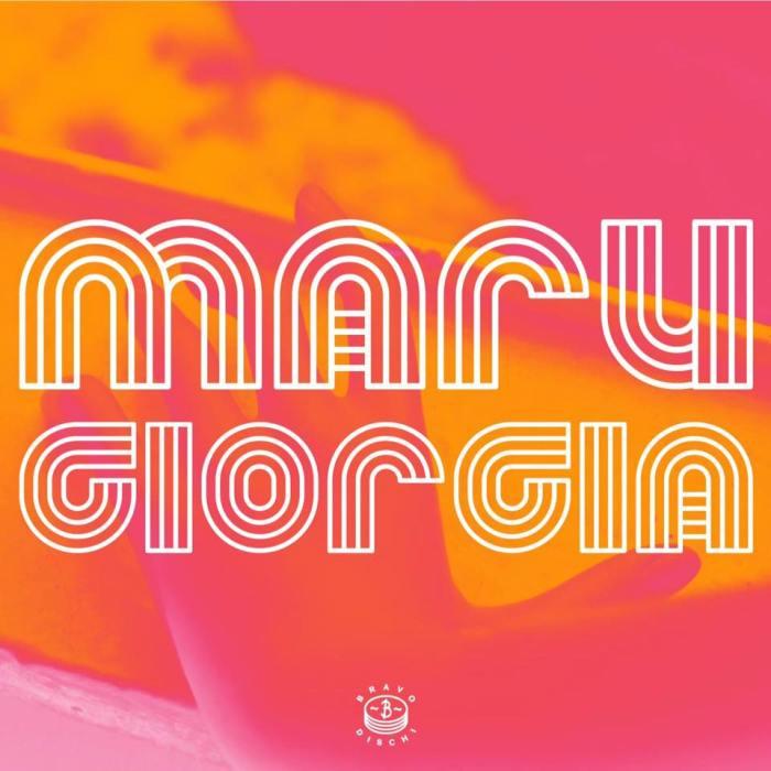 """Maru cover copertina singolo """"Giorgia"""""""