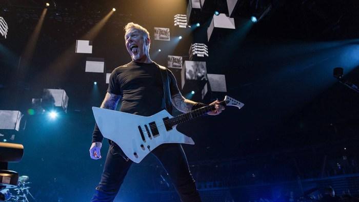 """I Metallica tornano in Italia l'8 maggio all'Ippodromo del galoppo di Milano per il Milano Summer Festival per l'unica data italiana 2019 del """"WorldWired Tour"""""""