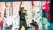 """MIke Shinoda in concerto al Milano Rocks sabato 8 settembre ha presentato il primo album solista """"Post Traumatic"""""""