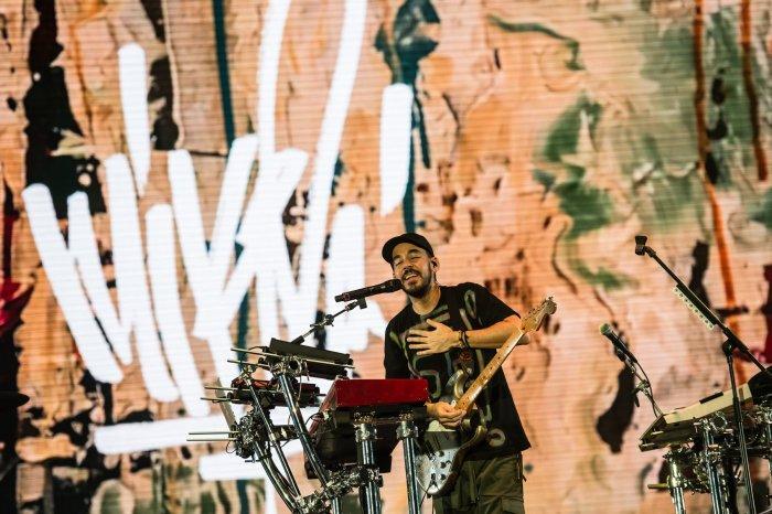 Mike Shinoda in concerto al Milano Rocks sabato 8 settembre 2018 speciale