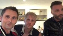 """I Muse hanno suonato per la prima volta dal vivo """"The Dark Side"""" al Reeperbahn Festival di Amburgo in Germania"""