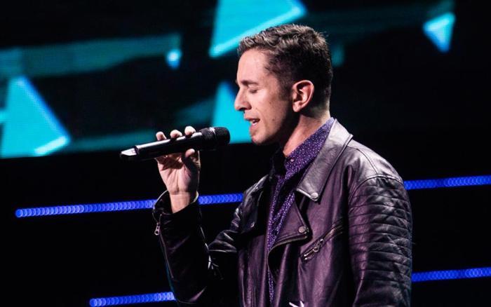 Simone Geri pornoattore audizioni X Factor 12