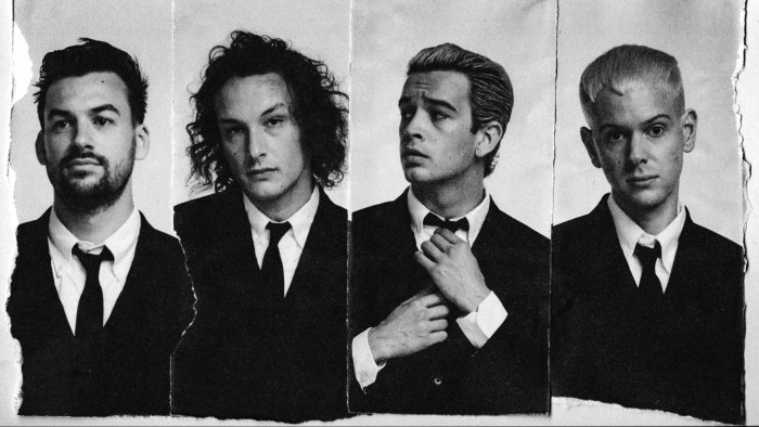 "The 1975 esce il 30 novembre il nuovo album ""A Brief Inquiry Into Online Relationships"""