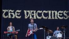 """The Vaccines hanno presentato il nuovo album """"Combat Sports"""" giovedì 6 settembre 2018 al Milano Rocks prima dell'unico concerto italiano degli Imagine Dragons"""
