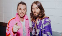 La band di Jared Leto è tornata in italia per un'unica data al Milano Rocks: ecco scaletta, foto e video dell'esibizione!
