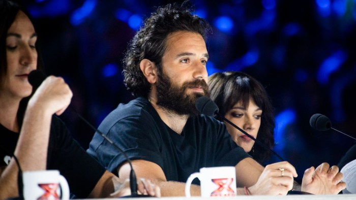X Factor 12 Tommaso Paradiso quinto giudice in giuria