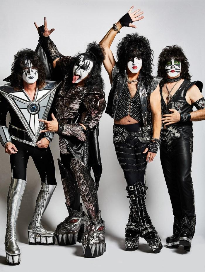"""I Kiss arrivano il 2 luglio a Milano per l'unica data italiana del loro tour d'addio """"End of The Road World Tour"""""""