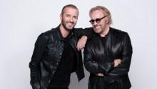 Raf e Umberto Tozzi in tour insieme dal 30 aprile nei palazzetti