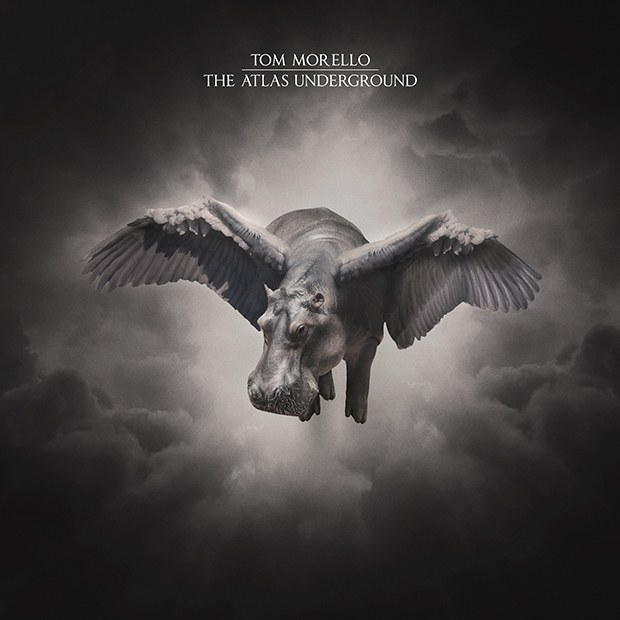 "Cover copertina ""The Atlas Underground"" Tom Morello album recensione"