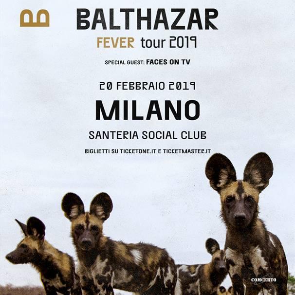 """I Balthazar tornano in Italia il 20 febbraio a Milano per presentare il nuovo album """"Fever"""" in uscita il 25 gennaio 2019"""