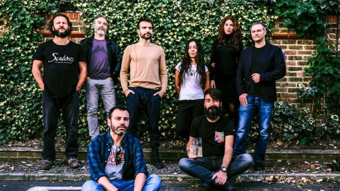 "Il Canzoniere Grecanico Salentino vince ""Best Group"" ai Songlines Music Awards 2018"