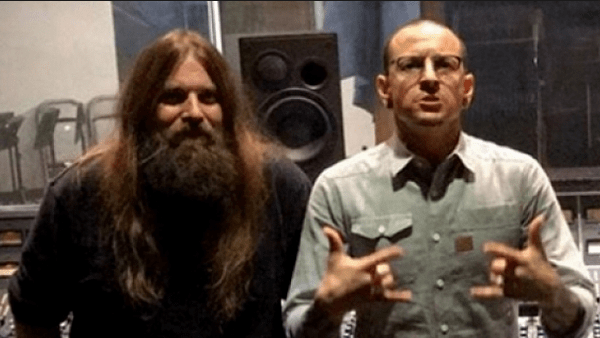 Mark Morton dei Lamb Of God pubblicherà presto un album di inediti insieme a Chester Bennington