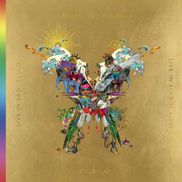 """Il 7 dicembre esce il doppio cd live dei Coldplay """"Live In San Paolo"""" e """"Live In Buenos Aires"""""""