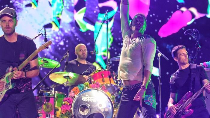 I Coldplay hanno annunciato l'uscita di un doppio live a San Paolo del Brasile e Buenos Aire in Argentina per il 7 dicembre
