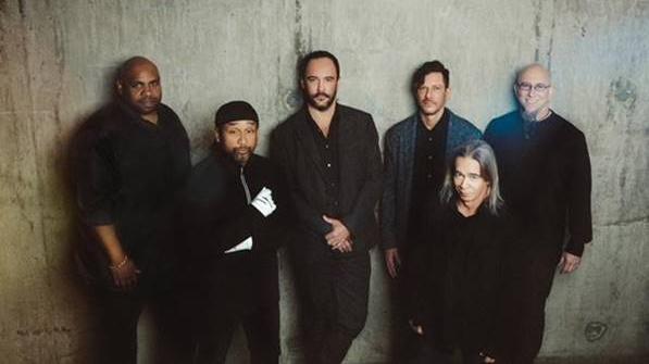 """La Dave Matthews Band arriva in italia per presentare il nuovo album """"Come Tomorrow"""" con tre concerti il 30 marzo a Padova, il 1 aprile a Bologna e il 3 aprile a Milano"""