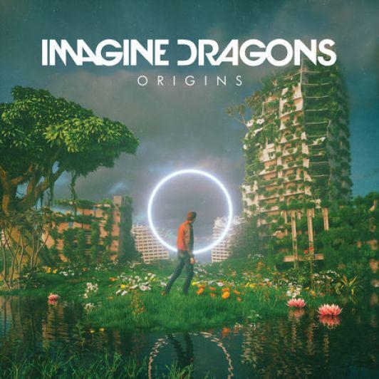 """Cover copertina album """"Origins"""" Imagine Dragons"""