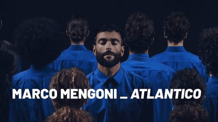"""Marco Mengoni presenta il nuovo album """"Atlantico"""", in uscita il 30 novembre, con tre giorni di festa a Milano dal 29 novembre"""