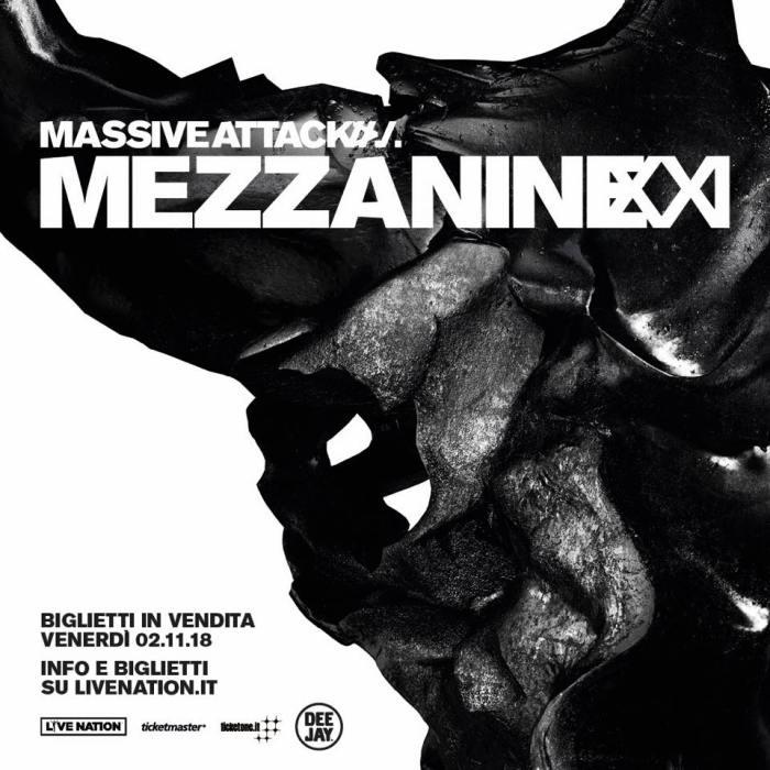 """I Massive Attack re-immaginano """"Mezzanine"""" a 21 anni dalla sua uscita con tre concerti nei palasport di Milano, Roma e Padova"""