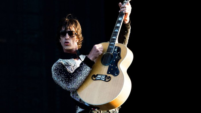 """Natural Rebel"" è il sesto album di Richard Ashcroft"