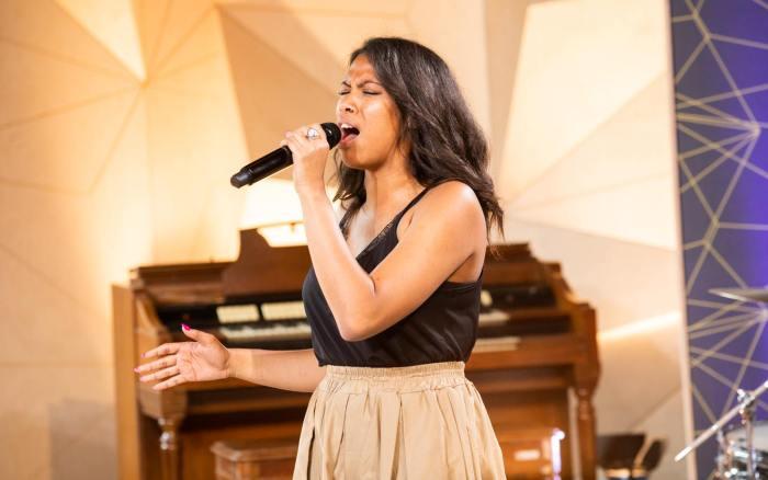 Sherol Dos Santos concorrente di X Factor 12