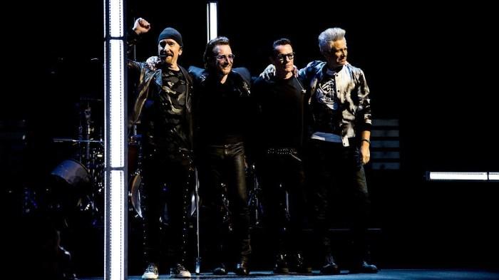 """U2, gli incassi dell'""""Experience + Innocence Tour"""""""