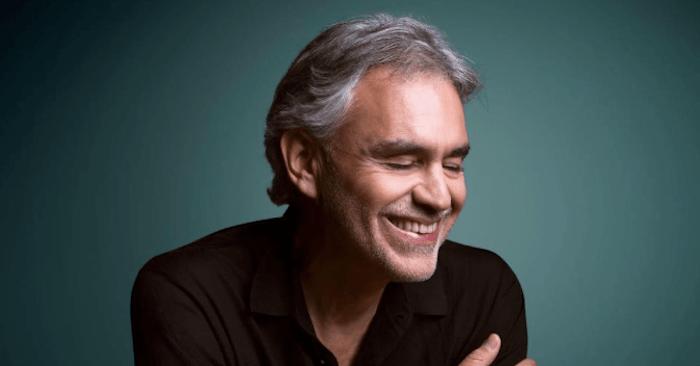 Andrea Bocelli è il primo italiano ad aver conquistato la Billboard 200 degli album più venduti in America