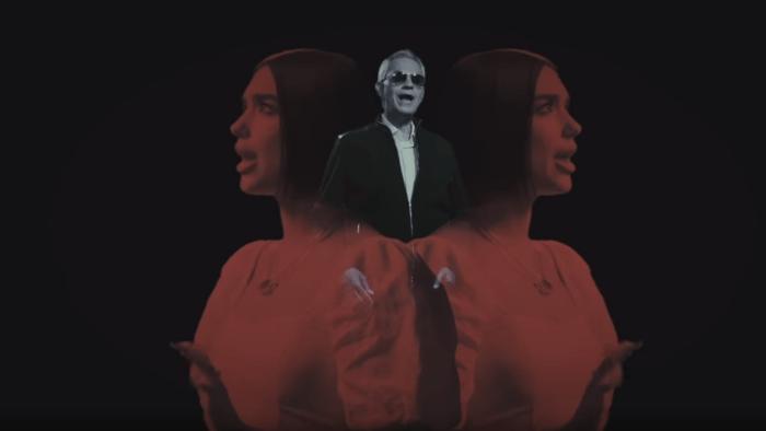 """Andrea Bocelli e Dua Lipa cantano nel nuovo video """"If Only"""" contenuto nell'ultimo album del tenore toscano """"Sì"""""""