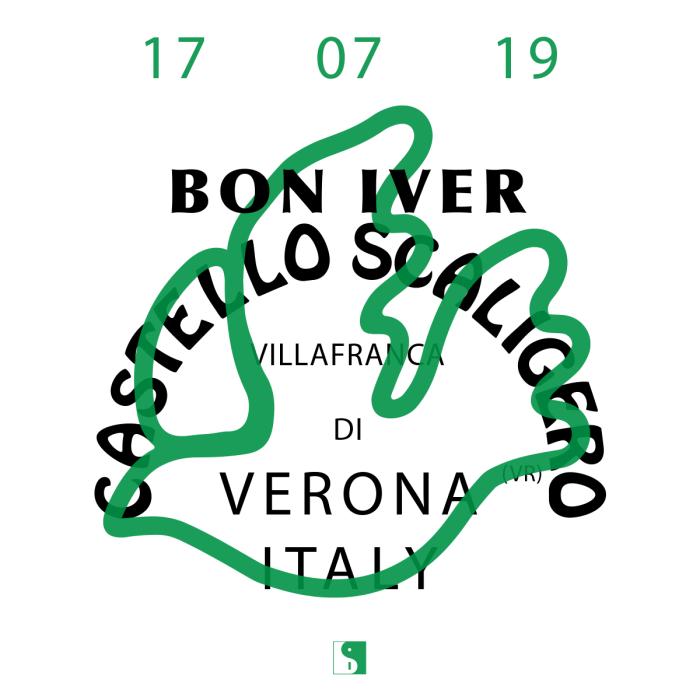 Bon Iver in concerto a Verona il 17 luglio 2019
