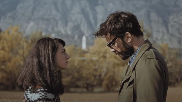 """Maurizio Carucci e Martina Panarese sono i protagonisti del nuovo video """"Questa Notte"""" degli Ex-Otago"""