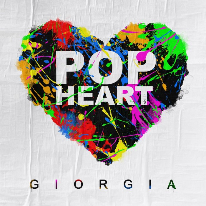 """Pop Heart"" è il primo disco interamente di cover di Giorgia"