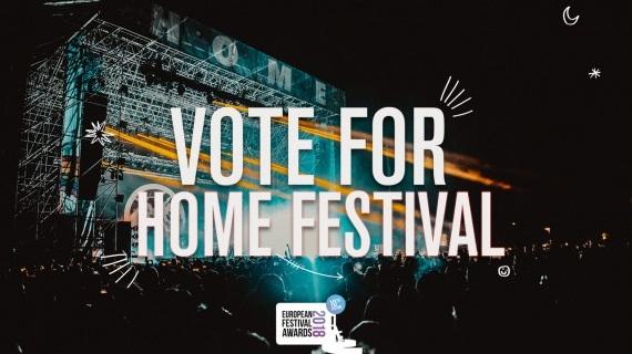 Home Festival candidato a Miglior Festival europeo 2018