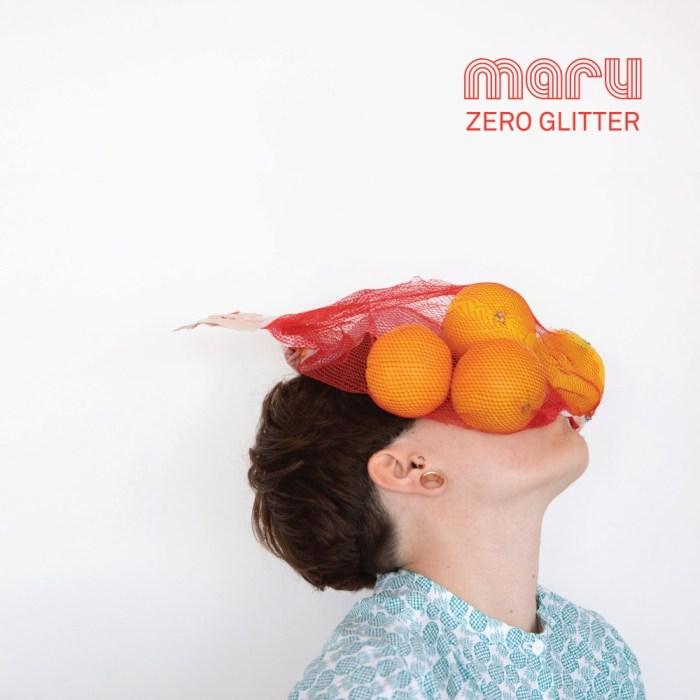 "Cover copertina album ""Zero Glitter"" Maru"