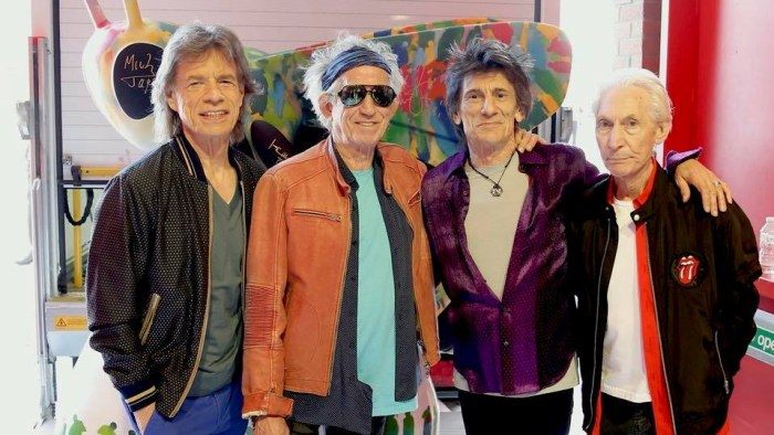 The Rolling Stones sono al lavoro sul nuovo album