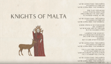 """The Smashing Pumpkins hanno pubblicato la nuova canzone """"Knights Of Malta"""""""