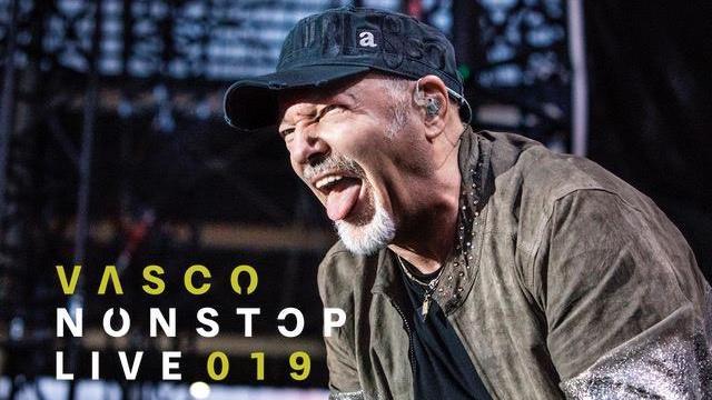 Vasco Rossi torna in concerto il 1, 2, 6 e 7 giugno 2019 allo Stadio San Siro di Milano