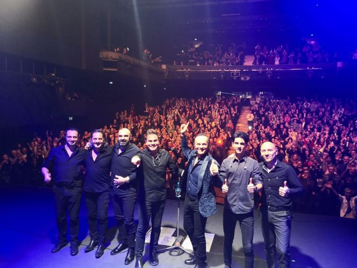 """Dody Battaglia in tour nel 2019 con """"Perle - Mondi Senza Età"""" con il repertorio meno conosciuto dei Pooh"""