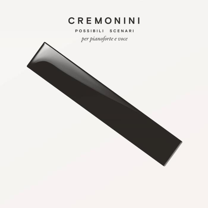 """Cesare Cremonini è tornato con una versione piano e voce del nuovo album """"Possibili Scenari"""""""