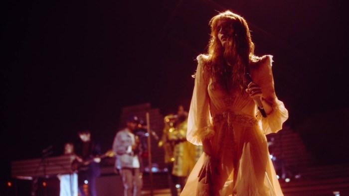 Florence and the Machine dal vivo il 13 luglio al British Summer Time di Londra con The National