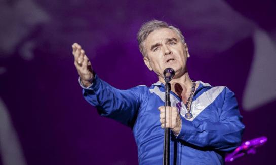 """Morrissey annuncia l'album di cover """"California Son"""""""