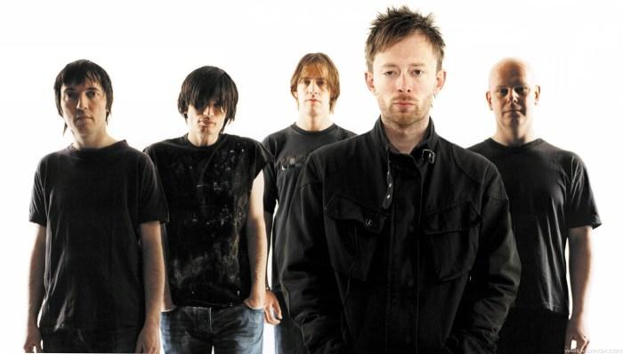Radiohead nella Rock & Roll Hall Of Fame 2019