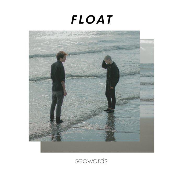 """cover copertina album """"Float"""" Seawards"""