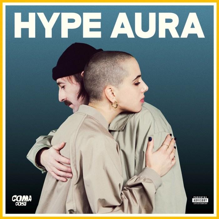 """""""Hype Aura"""" copertina nuovo album Coma Cose in uscita il 15 marzo"""