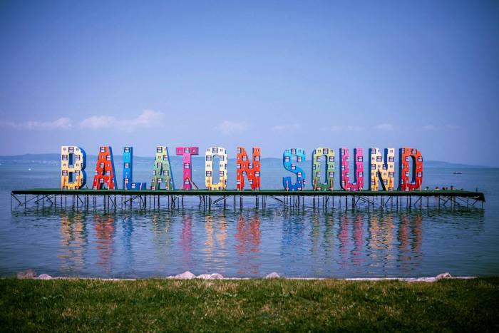 Balaton Sound 2019 dal 3 al 7 luglio sulle rive del lago Balaton in Ungheria