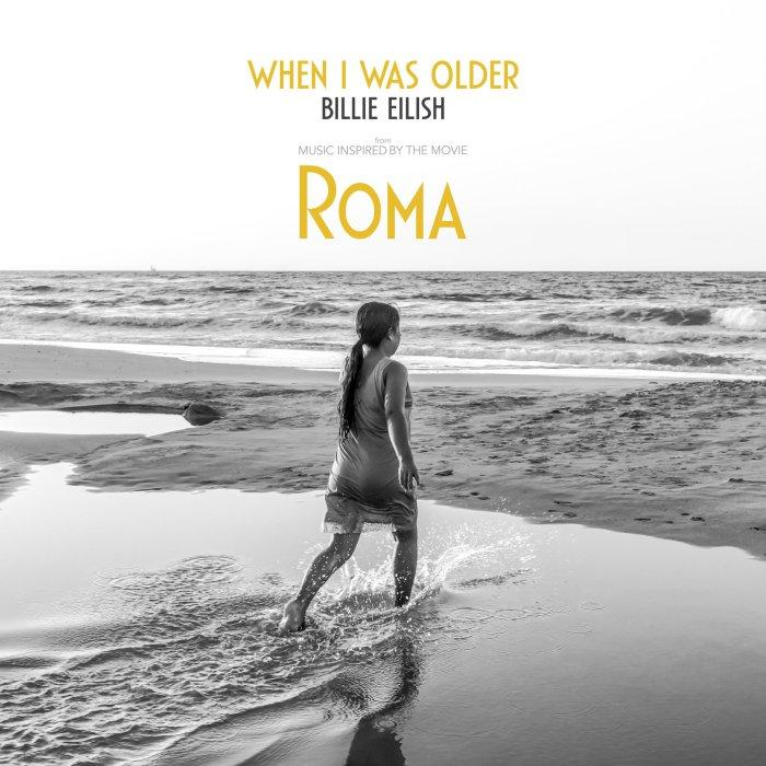 """""""When I Was Older"""" è il nuovo singolo di Billie Eilish, ispirato dal film Netflix Roma"""