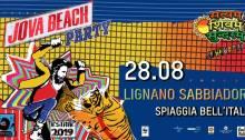 Jovanotti raddoppia il Jova Beach Party a Lignano Sabbiadoro: dopo il sold out del 6 luglio, dal vivo anche il 28 agosto