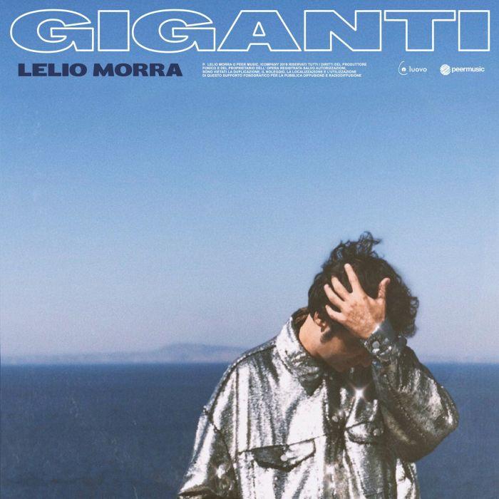 "copertina singolo ""Giganti"" Lelio Morra"