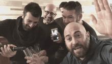 Emanuele Spedicato torna a farsi vedere nel video di buon anno dei Negramaro
