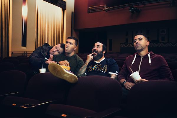 """I New Found Glory pubblicheranno il 3 maggio l'album di cover """"From the screen to your stereo 3"""""""