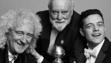 """""""Bohemian Rhapsody"""" premiato come """"Miglior Film Drammatico"""" ai Golden Globes e Rami Malek """"Miglior Attore"""""""