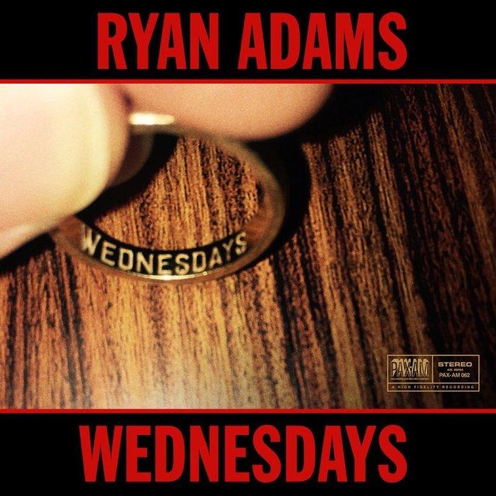 "Copertina ""Wednesdays"" Ryan Adams"